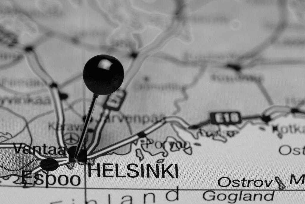 Tapahtumallinen toimipiste Helsinki