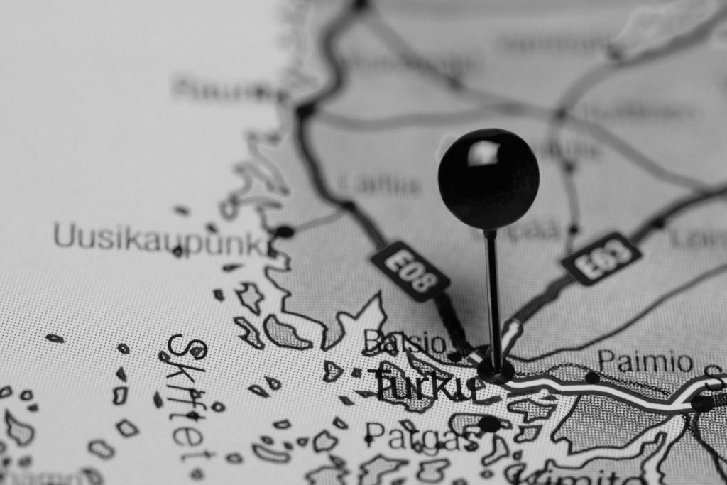 Tapahtumallinen toimipiste Turku